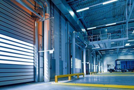 oświetlenie w przemyśle